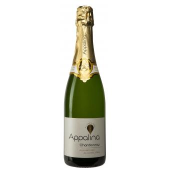 Appalina sparkling Chardonnay alcoholvrij