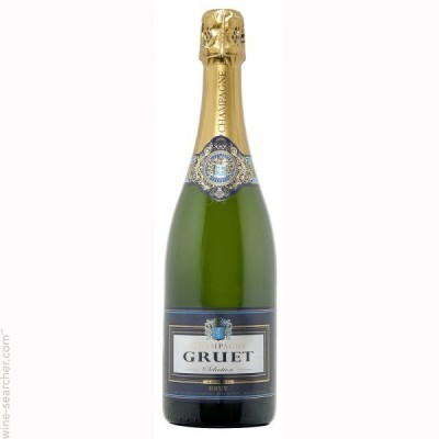 Gruet Champagne brut 0,375cl