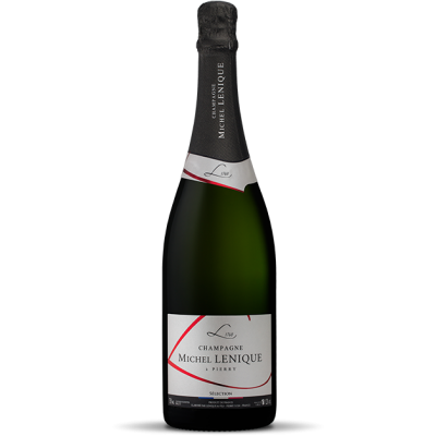 Champagne Michel Lenique brut Tradition 37.5cl