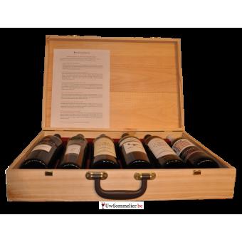 New world wines 6x75cl