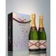 Champagne Castellane brut geschenkeditie 2x75cl | - | Schitterende Champagne met een uitstekende prijs kwaliteitsverhouding