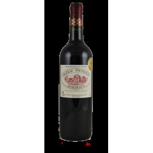 Chateau Toutigeac Bordeaux Magnum |-| Een mooie en evenwichtige fruitige rode Bordeaux met een gouden medaille bekroond!