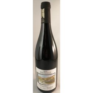 Pinot Noir barrique - AOC Moselle |-| top pinot noir met een stevige houtopvoeding
