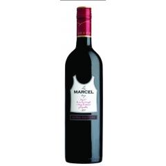 Le Marcel rouge Paul Mas   -   Een levendige soepele rode wijn