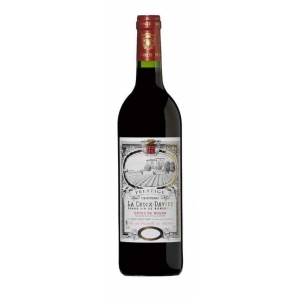 Chateau La Croix Davids Tradition |-| soepele klassieke Bordeaux met rijpings potentieel