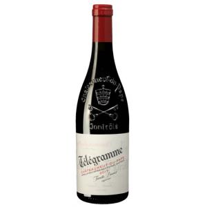 Télégramme rouge | - | Schitterende Châteauneuf du Pâpe - 2de wijn van het domein