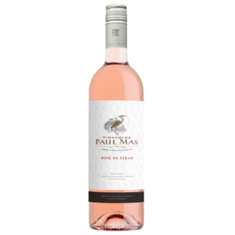 Paul Mas rose de syrah | - | Een super lekkere fris fruitige zomerse rosé!