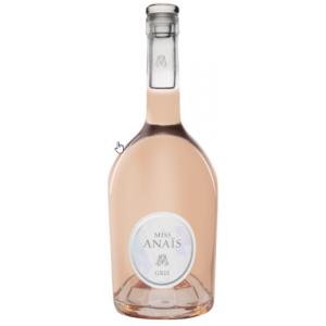 Miss Anaïs rosé Magnum |-| Een fruitige rosé gris met een zachte vrouwelijke toets