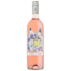 Le Marcel Gris de Gris Rosé Paul Mas   -   Een lekkere rosé in een unieke fles!