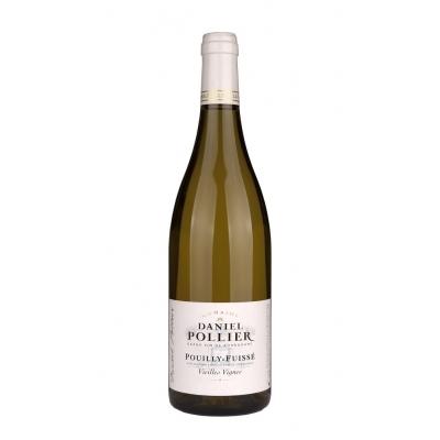 Pouilly-Fuissé Vieilles Vignes,  Domaine Daniel Pollier (2018) - 37.5cl