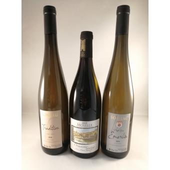Wijnpakket Moselle